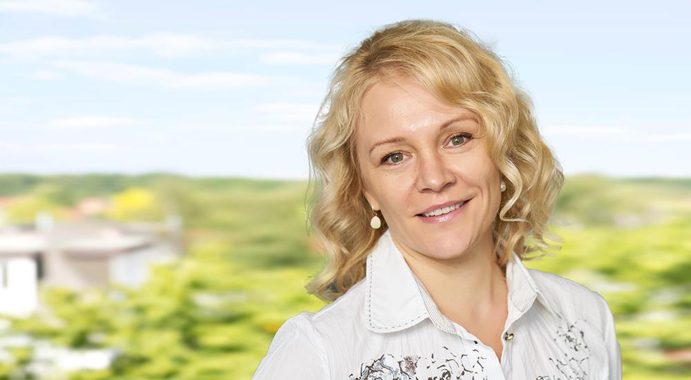 Helena Bellon, Auszubildende zur Steuerfachangestellten